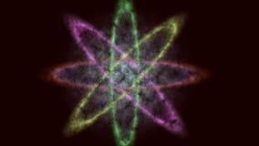 Atom Lizenzfreies Stockfoto