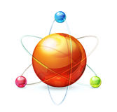 Atom Stock Photography