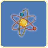Atom Arkivfoton