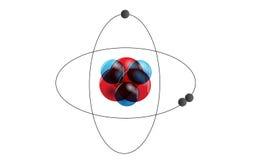 Atom Zdjęcia Royalty Free