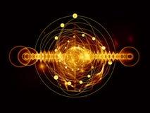 Atom Royaltyfri Bild