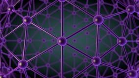 Atom Array Photos libres de droits