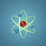 Atom Royalty Free Stock Photography