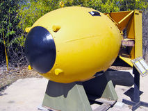 Atom Bomb Immagine Stock