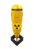 Atom Bomb Stock Photography