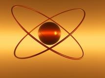 Atom_Cit Royalty-vrije Stock Foto's
