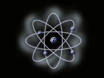 Atom-eMail Lizenzfreies Stockfoto