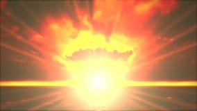 Atom- explosion