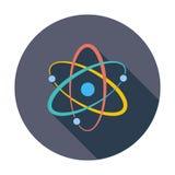 Atom icon Royalty Free Stock Photography