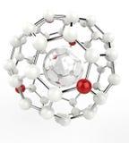 Atom konfiguracja 3 Obrazy Royalty Free