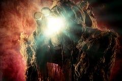 Atom- krig Royaltyfria Foton