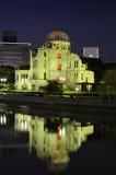 Atom- kupol Arkivbild