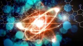 Atom Particle Images libres de droits