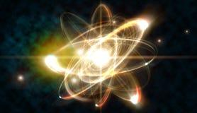 Atom Particle Image libre de droits