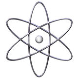 Atom Symbol Royalty Free Stock Photos