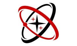 Atom Technology Lizenzfreies Stockbild