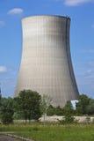 Atom- växt Arkivbild