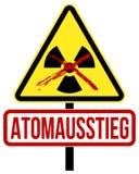 Atomausstieg Stock Photos