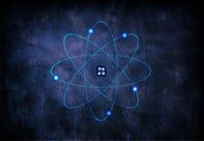 Atome Photographie stock libre de droits