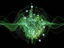 atome illustration libre de droits
