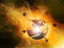 atome illustration de vecteur