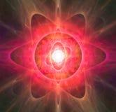 Atomic Royalty Free Stock Image