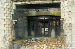 Atomic Bomb Dome at Hiroshima Royalty Free Stock Image