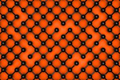 Atomic grid Royalty Free Stock Photography