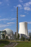 Atomic plant Stock Images