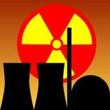Atomic Power Station Stock Photos