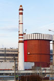 Atomic power station. Ukraine, Nikolaevskaya Royalty Free Stock Image