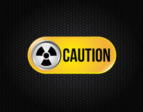 Atomic signs Royalty Free Stock Photos