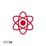 Atomikone für Netz und Mobile Lizenzfreie Stockbilder