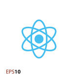 Atomikone für Netz und Mobile Lizenzfreies Stockfoto