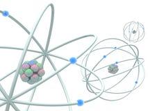 Atomique Illustration Libre de Droits