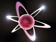 atomique illustration stock