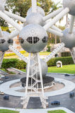 Atomium mini siam Royalty Free Stock Image