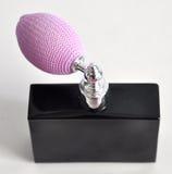 Atomizador del perfume foto de archivo libre de regalías
