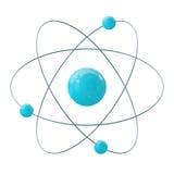Atomo Immagini Stock Libere da Diritti