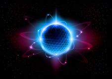 Atomo Immagine Stock Libera da Diritti