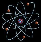 Atomo Fotografia Stock Libera da Diritti