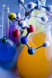 Atomo Fotografie Stock Libere da Diritti