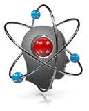 Atomo capo Immagine Stock Libera da Diritti
