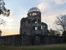 Atomowa kopuła Zdjęcie Stock