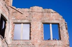 Atomowej bomby kopuła budynek był szturmowa atomową bombą w worl Obraz Stock