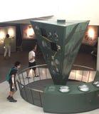 Atomowej bomby muzeum w Nagasaki, Japonia zdjęcia royalty free