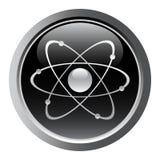 atomowy symbol Zdjęcia Stock