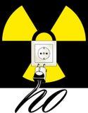 Atomstrom nr Vector Illustratie