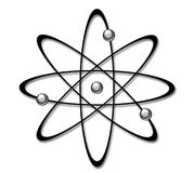 atomsymbol Arkivbilder