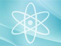 Atomsymbol Lizenzfreies Stockfoto